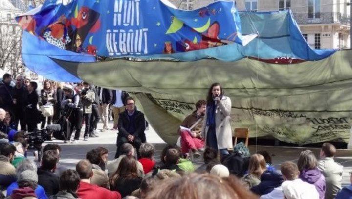 #NuitDebout : le revenu de base au cœur de l'éveil citoyen