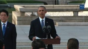 Obama's Hiroshima speech: a step towards reconciliation or shameless hypocrisy?
