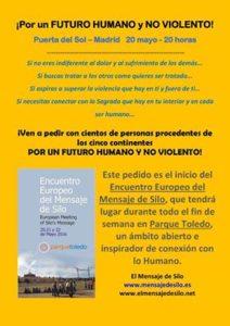 Pedido por Un Futuro Humano y No Violento