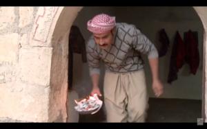 """""""La festa negata"""" e la silenziosa tragedia degli yazidi"""