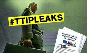 Geheimen TTIP-Dokumente sind durch Greenpeace jetzt öffentlicht worden