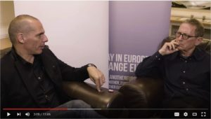 Anthony Barnett in conversation with Yanis Varoufakis