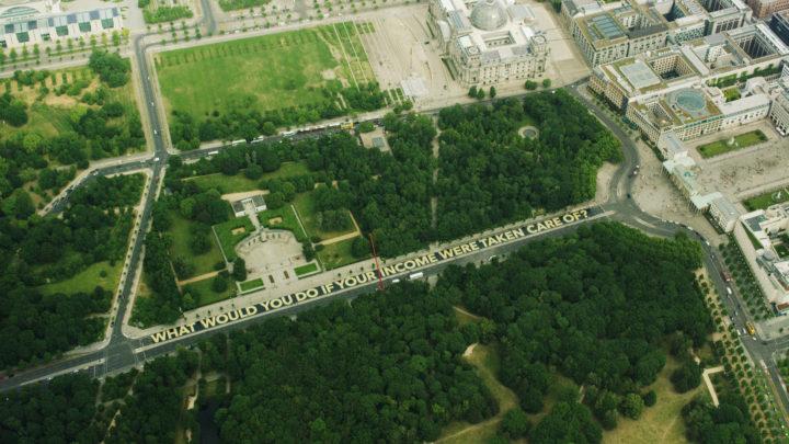 Revenu de base: la «plus grande» question arrive à Berlin