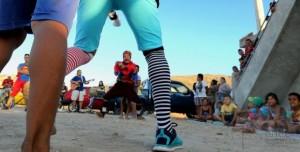 Proyecto 'Arte por la Vida' lleva alegría a los niños damnificados por el terremoto