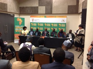 Inicia en Sudáfrica seminario internacional sobre patrimonio