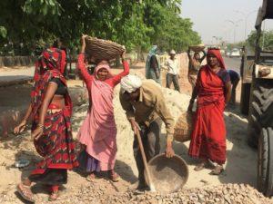 El incierto destino de los refugiados climáticos en India
