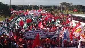 """""""El luto es verbo"""": la movilización como esperanza de resistencia al golpe en Brasil"""