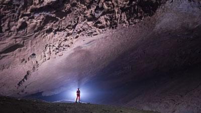 Nueva medida y hallazgos en cueva más larga de China