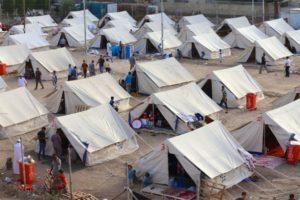 Uno de cada dos refugiados viven en barrios precarios