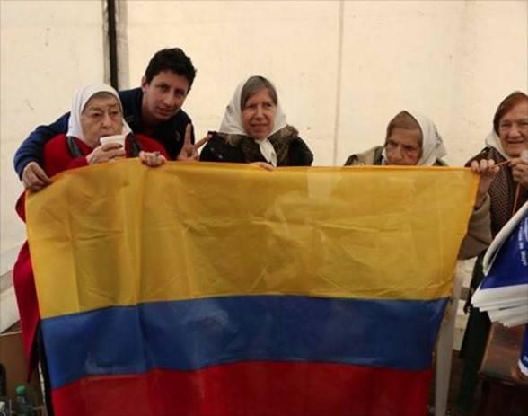 Los 39 años de Madres de Plaza de Mayo en Continentes y contenidos #95
