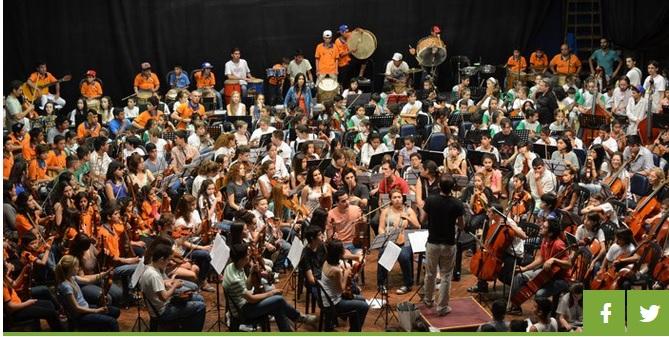 El gobierno profundiza el vaciamiento del programa de Orquestas y Coros y despidió al reconocido profesor que estaba a cargo de coordinarlo