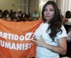 Se aprobó iniciativa de concejala humanista de instaurar Semana de la No-Violencia en La Pampa