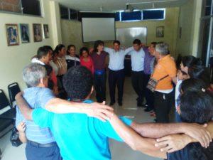 Capacitan a promotores comunitarios en Bolívar, Manabí