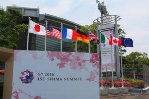 """G7 Ise-Shima, """"L'accoglienza dei migranti non si può negoziare"""""""