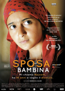 """Cinema e diritti umani: dal 12 maggio nelle sale """"La sposa bambina"""""""