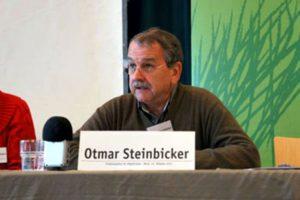 Otmar Steinbicker von AIXPAIX: Journalismus für den Frieden