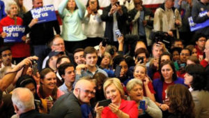 Democrats Vote in Kentucky, Oregon; Sanders Supporters Protest Nevada Results