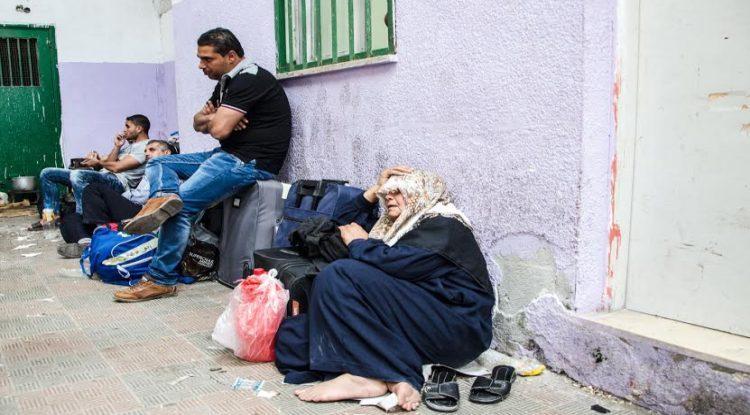 rafah egypt gaza border