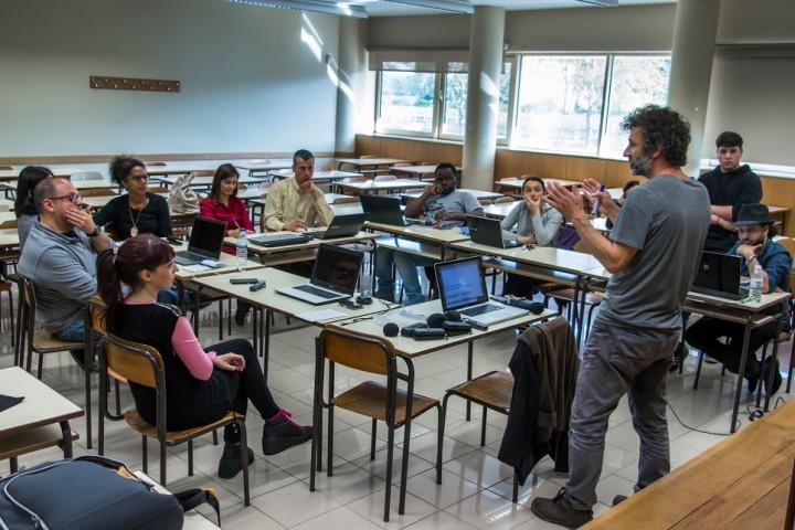 Talleres de radios comunitarias en Porto