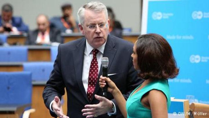 Global Media Forum: Pressefreiheit, Propagandaschlacht und westliche Werte