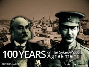 Sykes-Picot Agreement turns 100