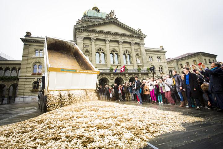 Référendum en Suisse : « Le revenu de base requiert un changement de paradigme »