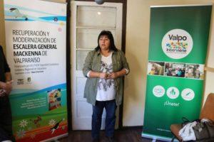 """Lorena Colivoro: """"Quiero ser la primera mujer que llegue a la alcaldía de Valparaíso"""""""