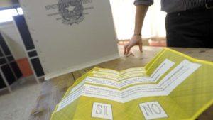 Quel referendum che divide l'Italia