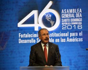 """OEA: apuntes sobre el """"desagravio"""" a República Dominicana"""