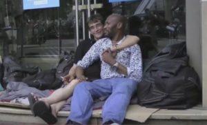 Au-delà des maux, 1ère rencontre : Pierre et Franck