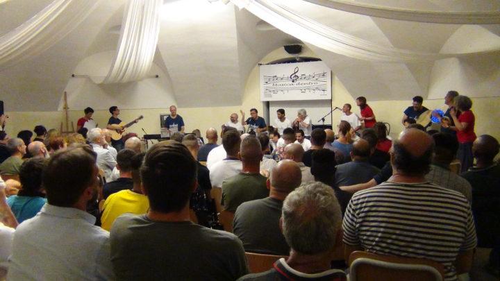 Festa della Musica, detenuti e musicisti suonano insieme a Regina Coeli