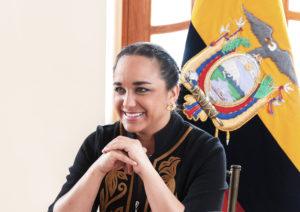 Gabriela Rivadeneira: le leggi devono punire quelli che commettono delitti reali