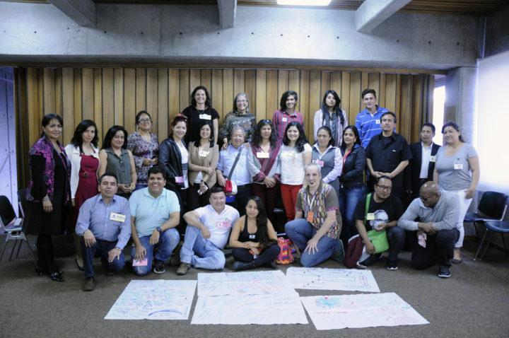 Taller Comunicar desde la no violencia activa: Prácticas comunicativas para fortalecer el tejido social