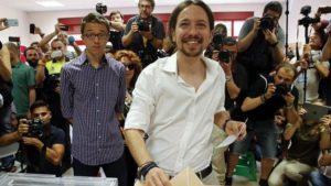 El miedo y la decepción ganan las elecciones en España