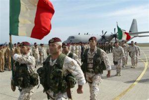 Diga di Mossul, Iraq. Soldi per andare alla guerra