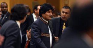 La Bolivie quittera l'OEA si celle-ci continue à servir les Etats-Unis