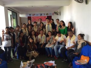 Nepal humanists welcome new Community committee