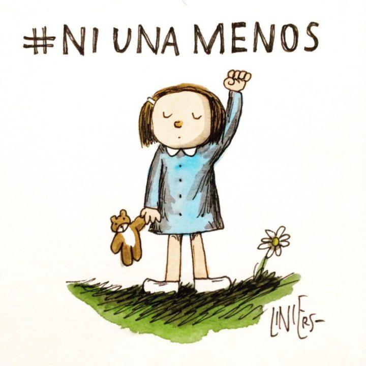 Reclamo de «Ni Una Menos» vuelve a las calles argentinas