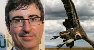 John Oliver v. Medical debt vultures