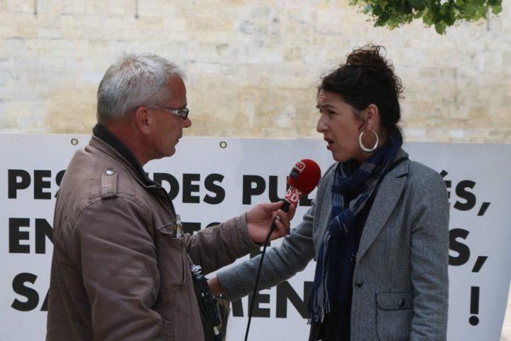Procès sur l'utilisation des pesticides au Tribunal de Grande Instance de Bordeaux4