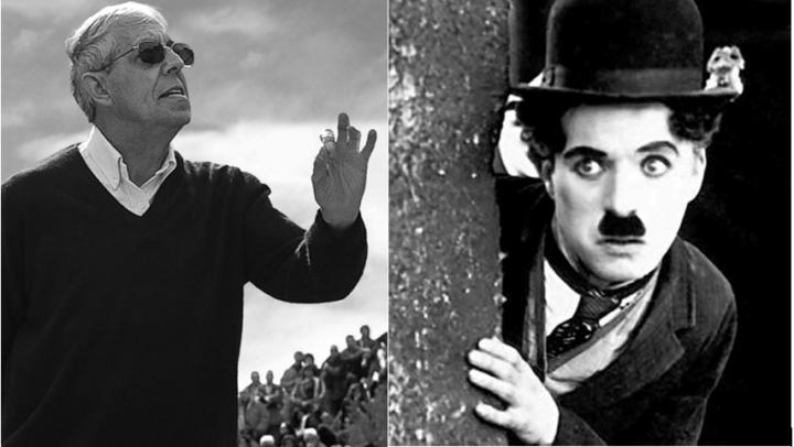 Silo a Spiritual Path meets Charlie Chaplin