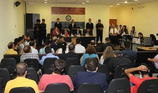 Asunción: un video al processo per Curuguaty