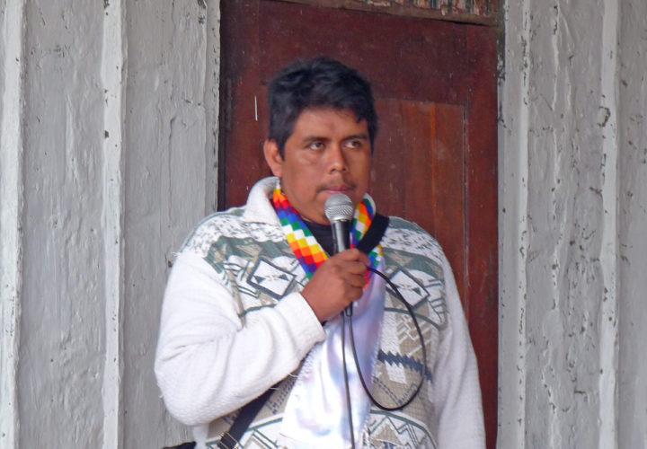 Formosa: detención arbitraria de dirigente wichí