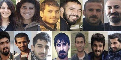 liberazione giornalisti agenzia stampa diha turchia