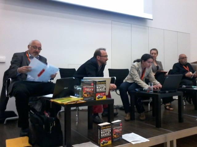 Forum della Deutsche Welle: tavola rotonda su industria bellica ed etica