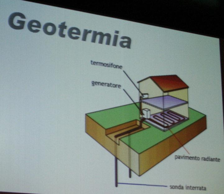 Convegno: la Nuova Geotermia per l'Architettura e la Sfida dei Cambiamenti Climatici