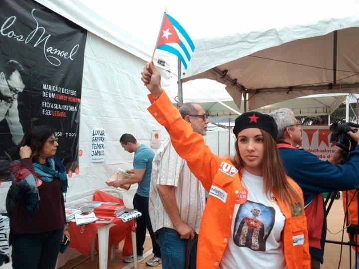 Festival Utopia: mais jovem parlamentar cubana (vídeo)