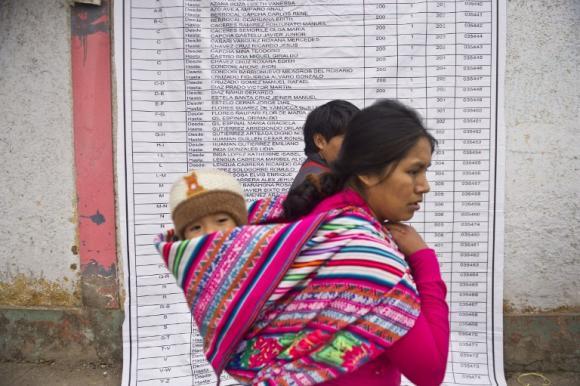 Eleição no Peru é oportunidade para rechaçar tudo que o Fujimori representa, diz candidata
