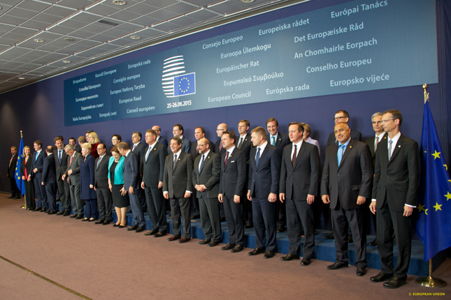Two day summit of EU leaders on refugee issues