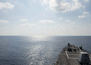 South China Sea confrontations – view from Taiwan
